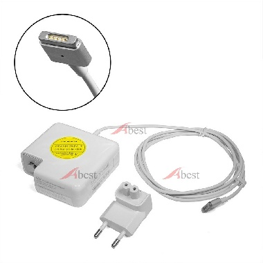Блок питания, зарядка Apple MacBook Pro. 20V 4.25A MagSafe 2 85W. PN: A1424, MD506
